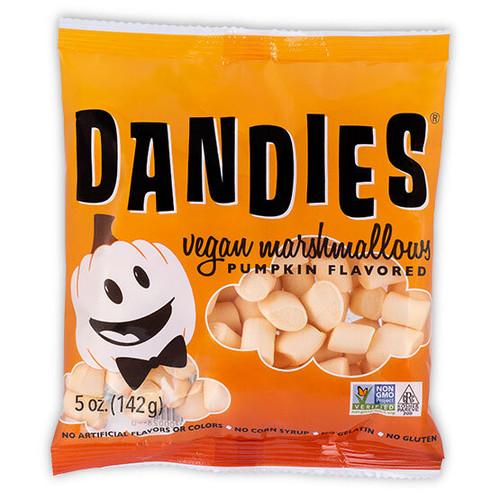 Dandies Mini Marshmallows - Pumpkin - NEW SMALLER SIZE