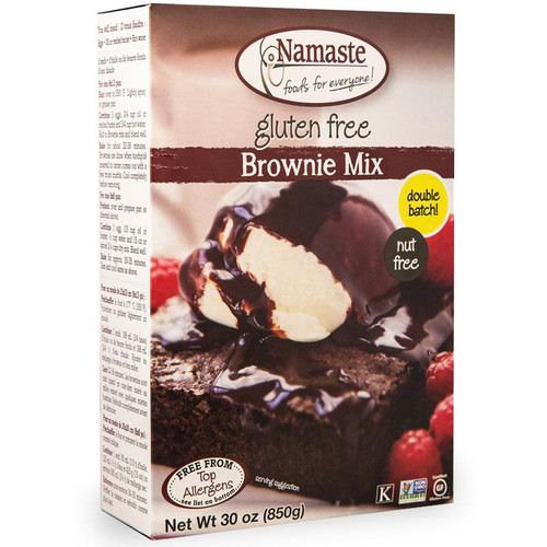 Namaste Brownie Mix - FINAL SALE BB OCT 31