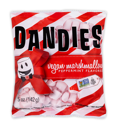 Dandies Mini Marshmallows - Peppermint NEW SMALLER SIZE