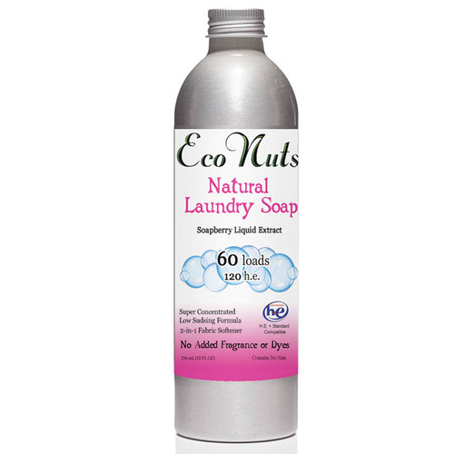 EcoNuts Liquid Laundry Detergent - Large