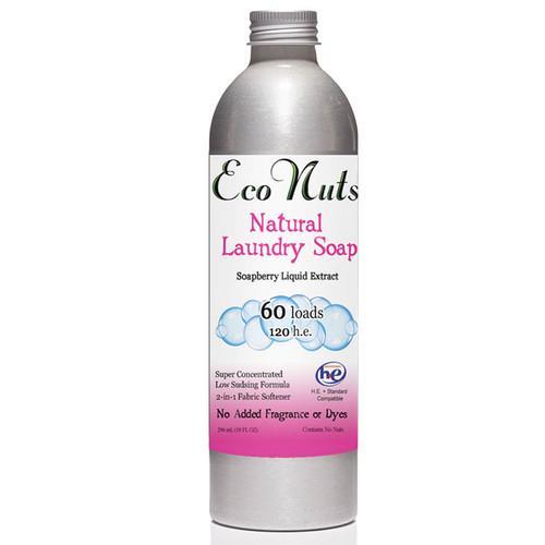 EcoNuts Liquid Laundry Detergent - Large - FINAL SALE