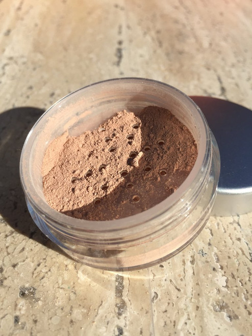 Kiss Freely Mineral Foundation - Tan