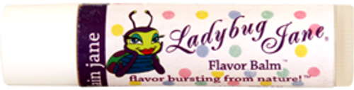 Ladybug Jane Healing Lip Balm - Plain Jane