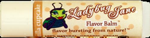 Ladybug Jane Healing Lip Balm - Vanilla Cupcake