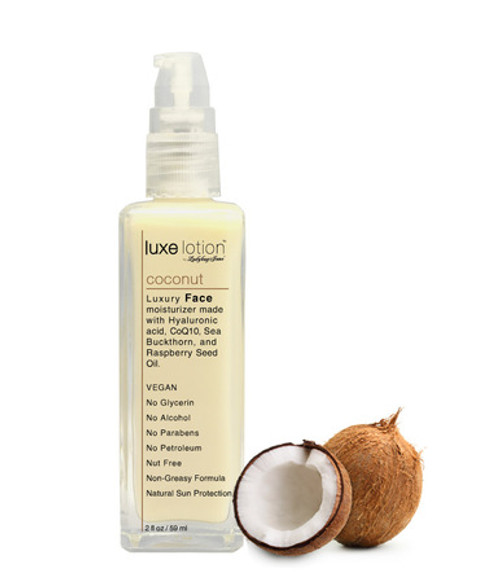 Luxe Lotion by Ladybug Jane - Coconut 2oz