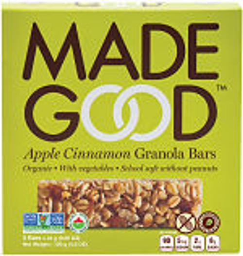 Made Good Organic Apple Cinnamon Granola Bars