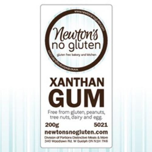 Newton's No Gluten Xanthan Gum