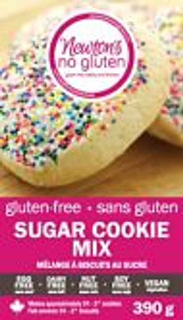 Newton's No Gluten Sugar Cookie Mix