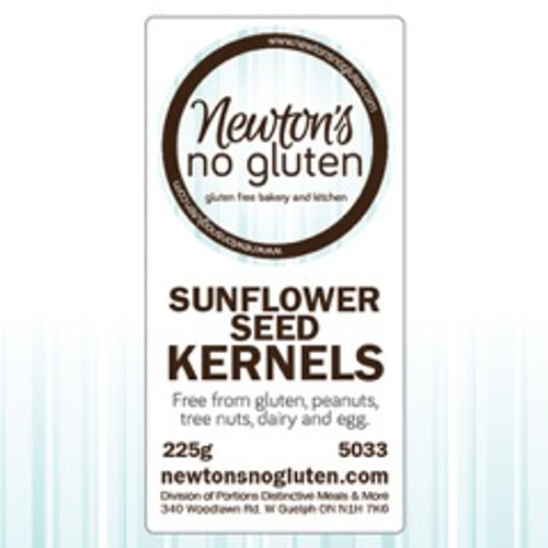 Newton's No Gluten Sunflower Seeds