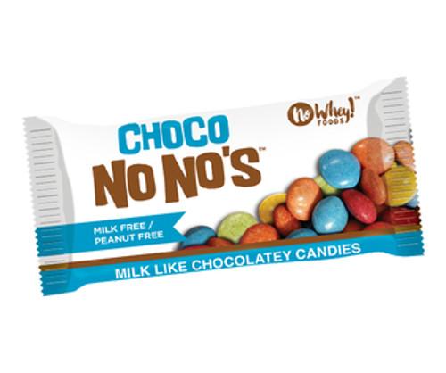 No Whey Choco No No's