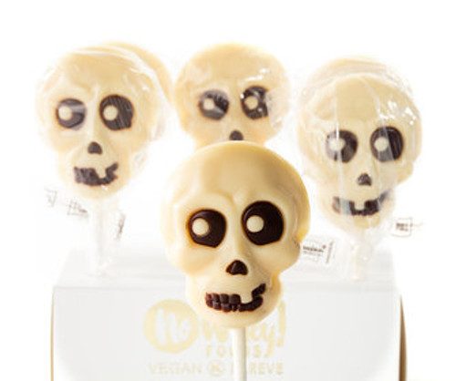 No Whey Skull Pop