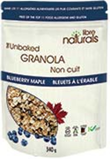 Libre Naturals Granola - Blueberry Maple - FINAL SALE BB OCT 2