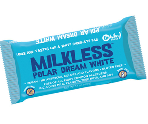 No Whey Milkless Bars - White Polar Dream