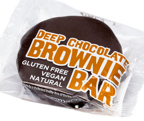 No Whey Deep Chocolate Brownie Bar