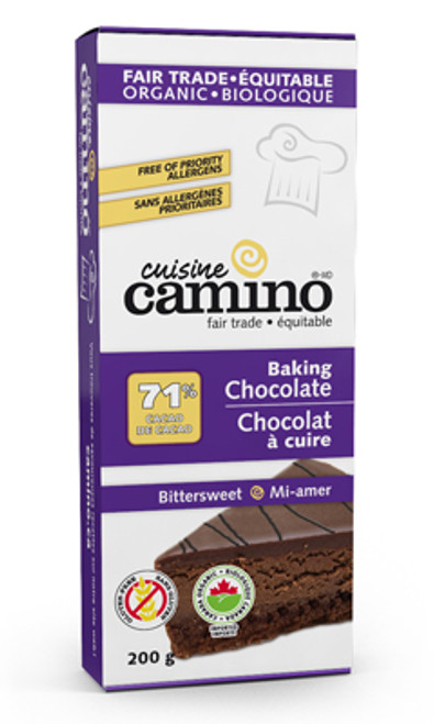 Camino Baking Chocolate - Bittersweet - FINAL SALE BB DEC 16