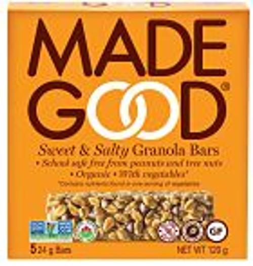 Made Good Organic Sweet & Salty Granola Bars