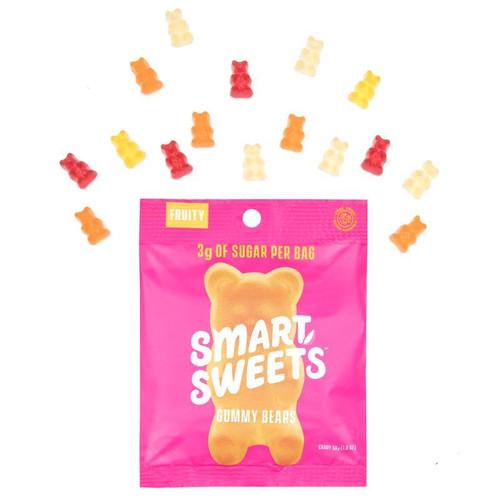Smart Sweets Fruity Gummy Bears