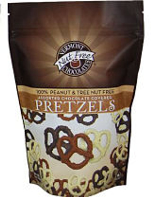 Vermont Nut Free Assorted Chocolate Pretzels