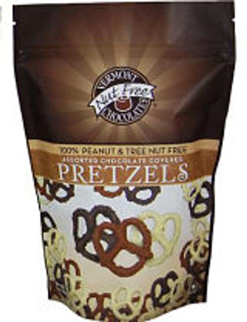 Vermont Nut Free Assorted Chocolate Pretzels