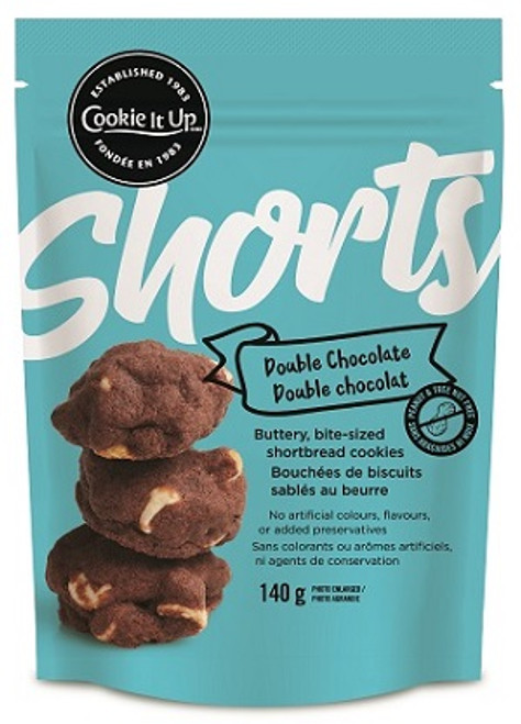 Cookie It Up Double Chocolate Shorts
