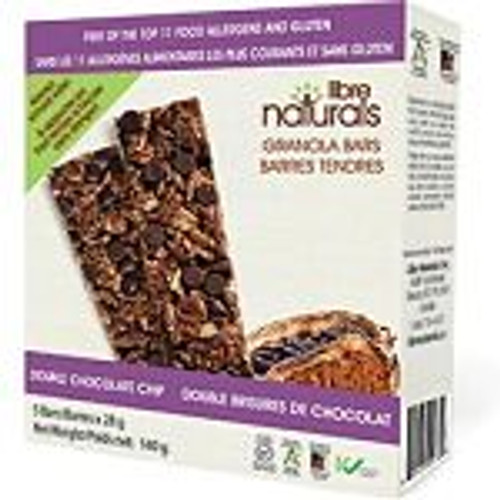 Libre Naturals Granola Bars - Double Chocolate