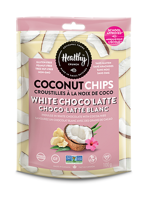 Coconut Chips - White Choco'latte