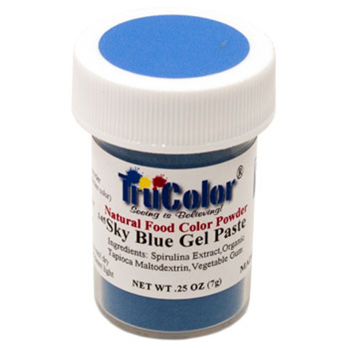 TruColor Natural Food Colouring - Sky Blue - NEW LARGER SIZE