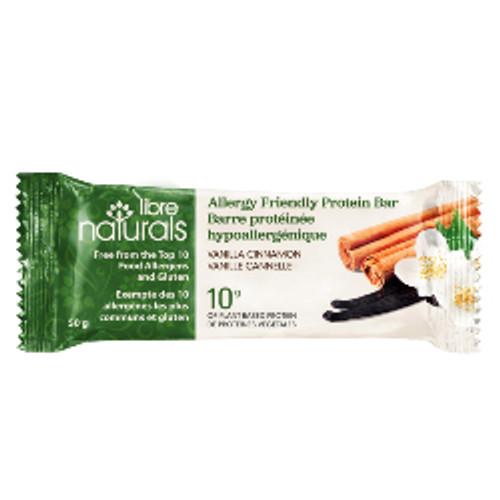 Libre Naturals Protein Bars - Vanilla Cinnamon