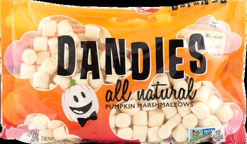 Dandies Mini Marshmallows - Pumpkin