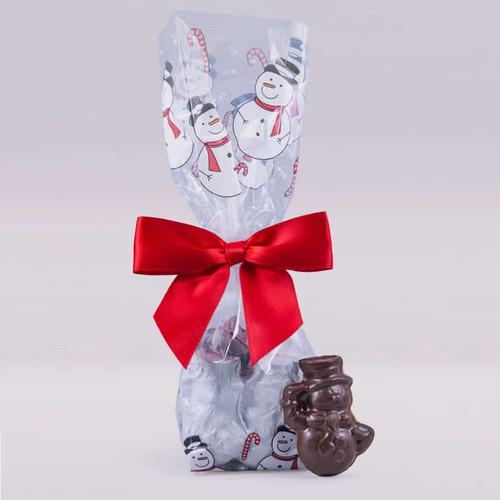 Amanda's Own Snowman Bag