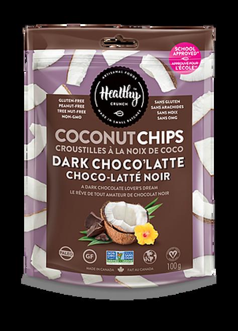 Coconut Chips - Dark Choco'latte