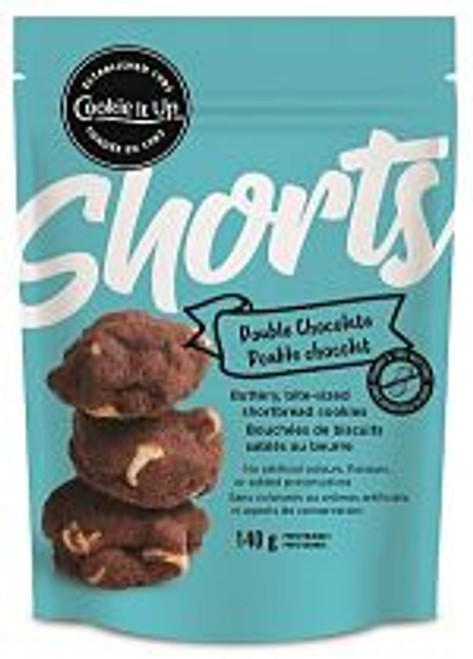 Cookie It Up Double Chocolate Shorts - FINAL SALE BB FEB 12