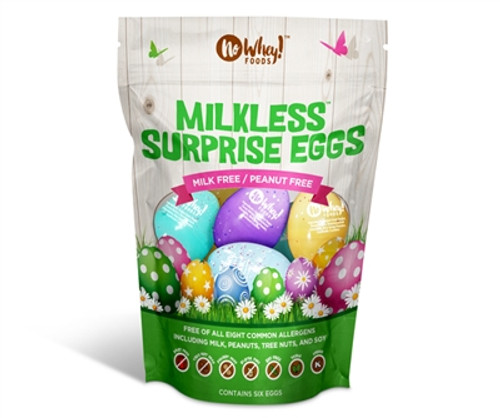 No Whey Milkless Surprise Eggs