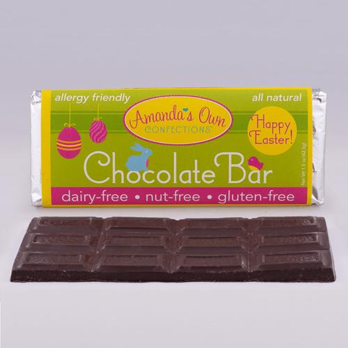 Amanda's Own Easter Chocolate Bar
