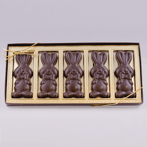 Amanda's Own Gold Bunny Box