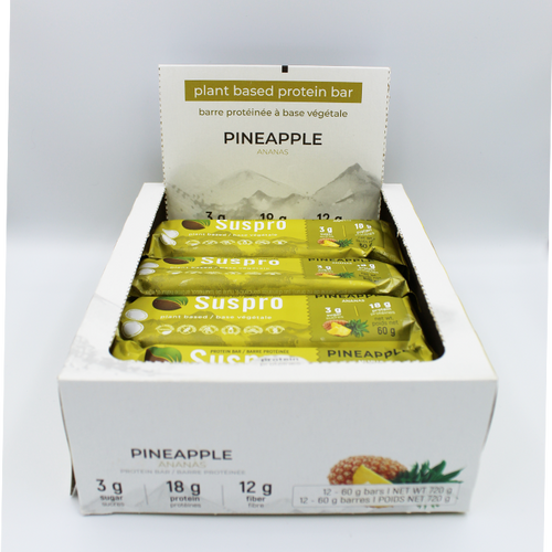 Suspro Pineapple High Protein Bar