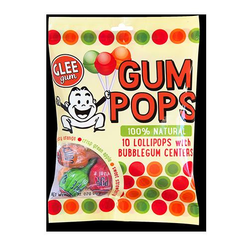 Glee Gum Pops