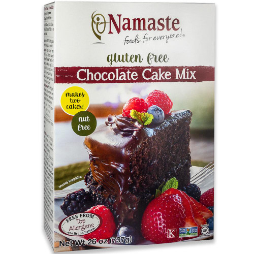 Namaste Chocolate Cake Mix
