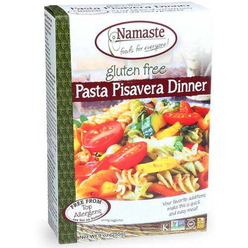 Namaste Pasta Pisavera Dinner
