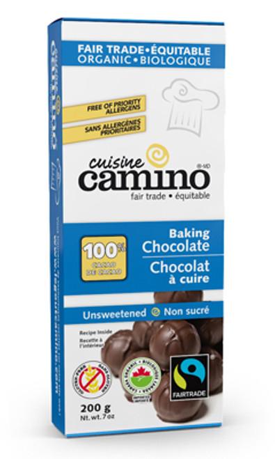 Camino Baking Chocolate - Unsweetened