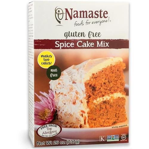 Namaste Spice & Carrot Cake Mix