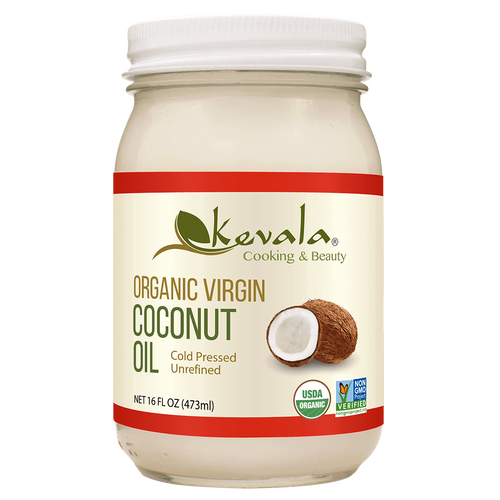 Kevala Organic Coconut Oil