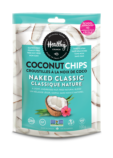Coconut Chips - Naked Classic - FINAL SALE BB AUG 31