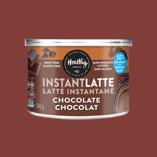 Healthy Crunch Chocolate Instant Latte