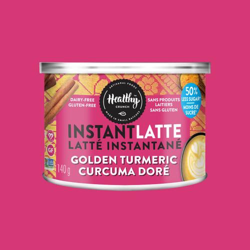 Healthy Crunch Golden Turmeric Instant Latte