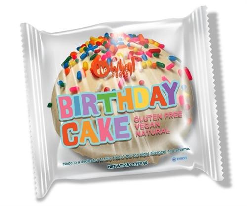 No Whey Birthday Cake Bar