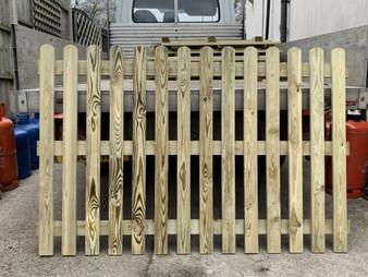 Picket Panels