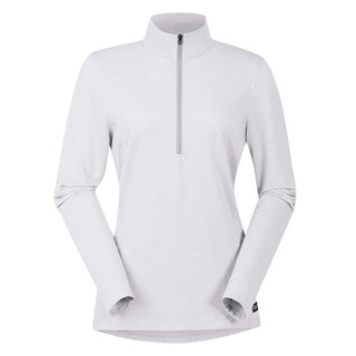 Kerrits Women's Ice Fil Lite Long Sleeve Shirt in White