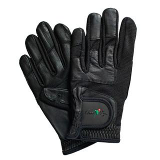 Anni Lyn Sportswear Women's FlexFit Pro Leather Glove - Black