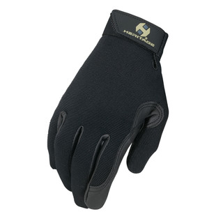 Heritage Performance Gloves / Black